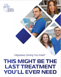 Cover of our patented treatment eBook